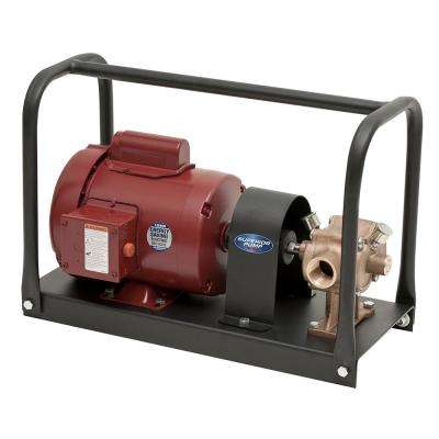1/2 HP Transfer Kit with BP21X Bronze Transfer Pump
