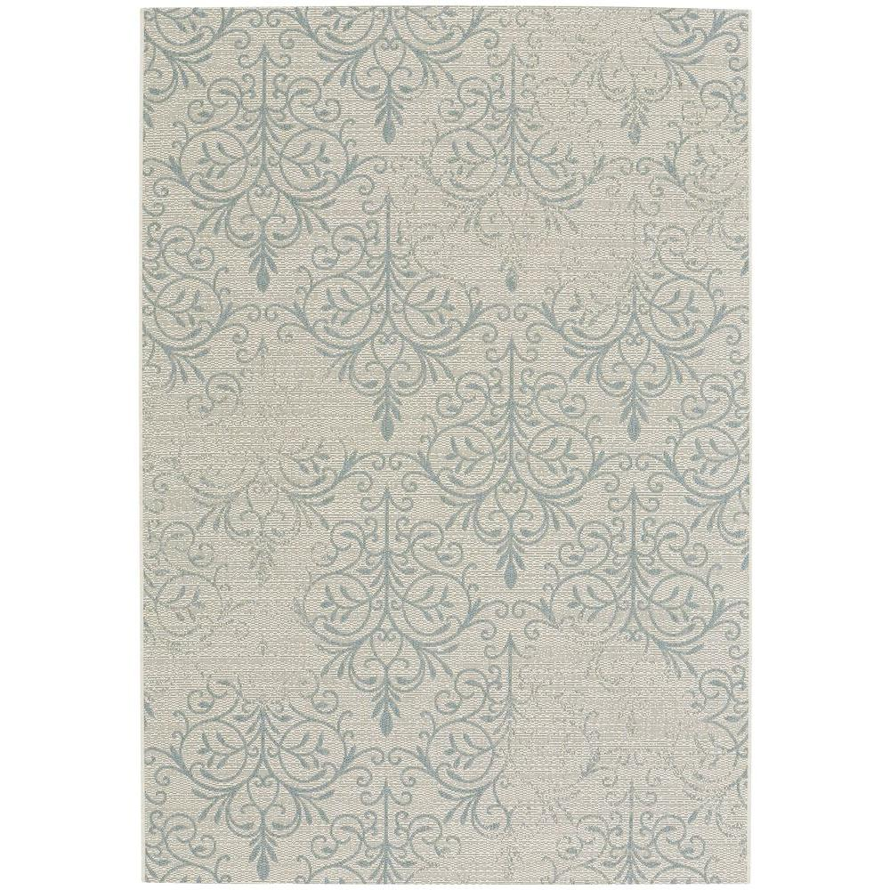 Capel elsinore heirloom blue 7 ft 10 in x 11 ft area for Custom area rugs home depot