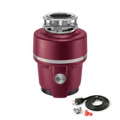 Evolution Select 5/8 HP Continuous Feed Garbage Disposal with Power Cord Kit Included