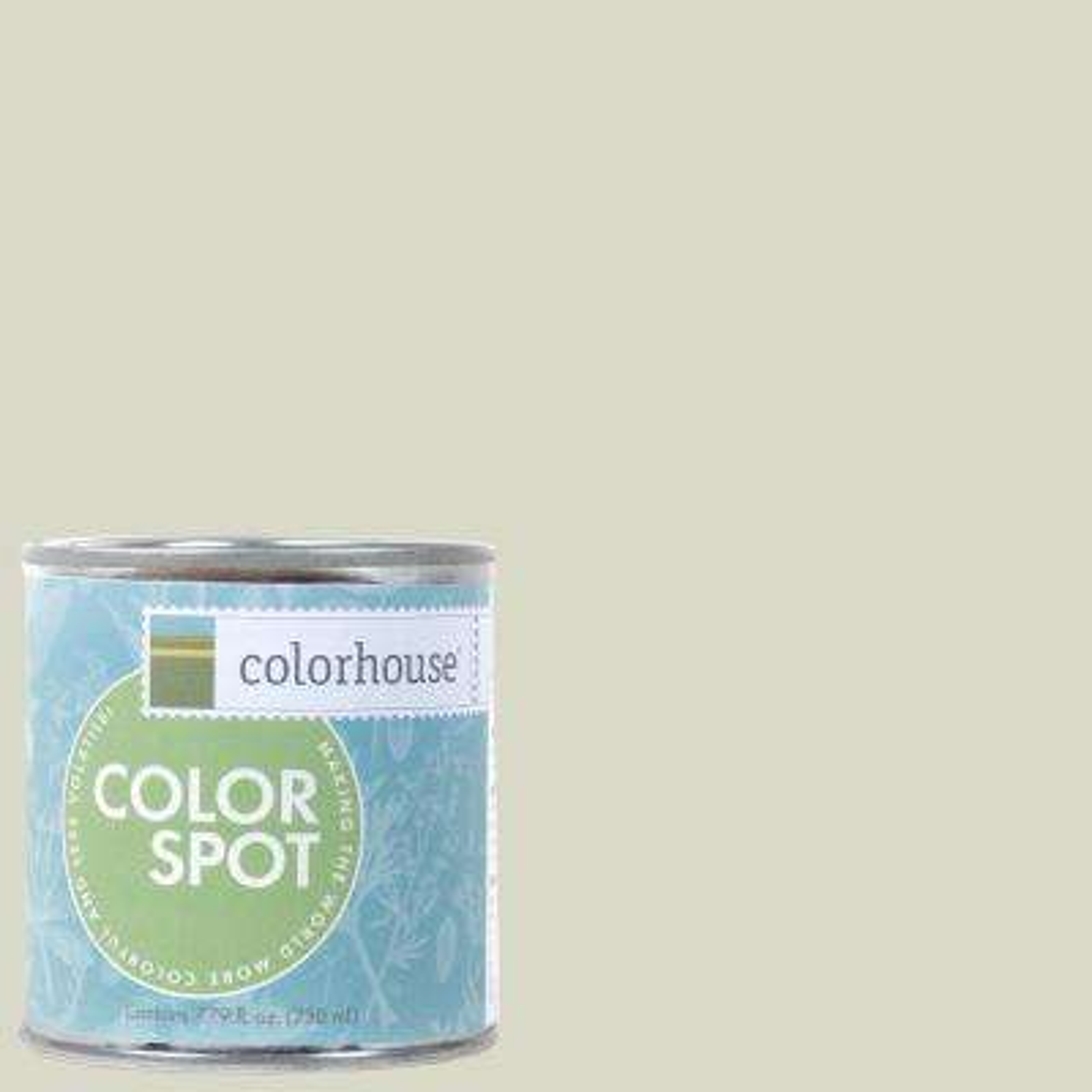 8 oz. Bisque .05 Colorspot Eggshell Interior Paint Sample