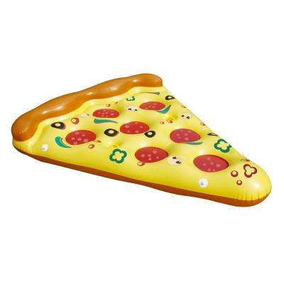 70.5 in. Inflatable Pizza Slice Raft