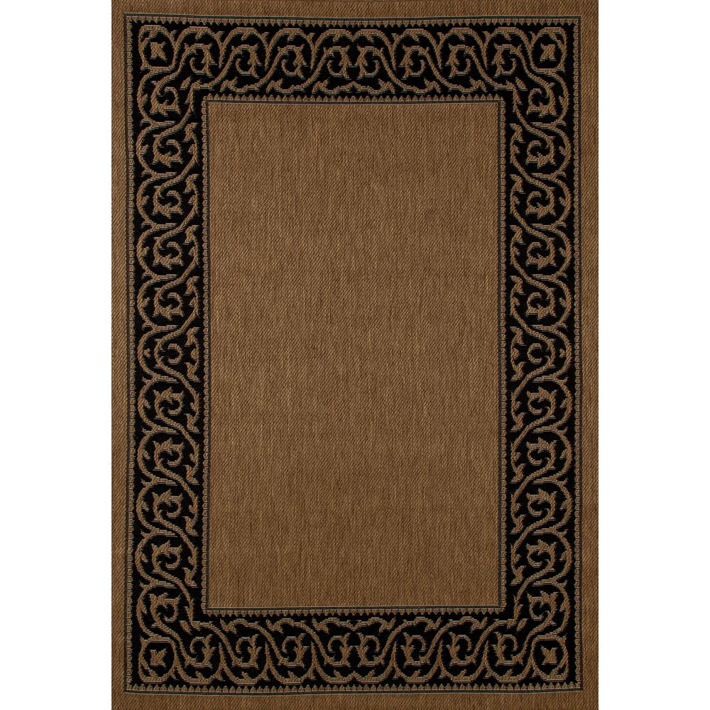 Art Carpet Plymouth Intention Natural Sisal 9 ft. x 13 ft. Indoor/Outdoor Area Rug