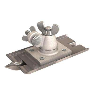 6 in. x 3 in. Locking All Angle Groover