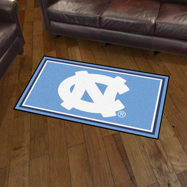 3 x 5 x 5 Ft Black x 5 Ft Area Rug FANMATS NCAA North Carolina State Wolfpack 3 Ft Area RUG3 Ft