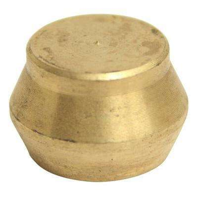 Brass Compression 3/8 in. Plug Lead Free