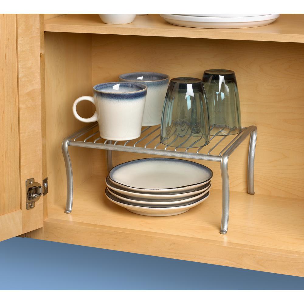 Ashley 5.75 in. x 12.5 in. x 9.5 in. 1-Shelf Steel Cabinet Shelf