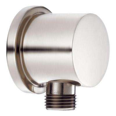 R1 Supply Elbow in Brushed Nickel