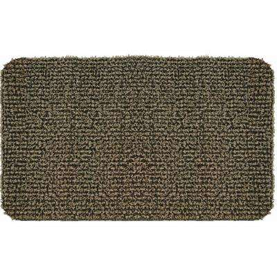 High Traffic Desert Taupe 18 in. x 30 in. Door Mat
