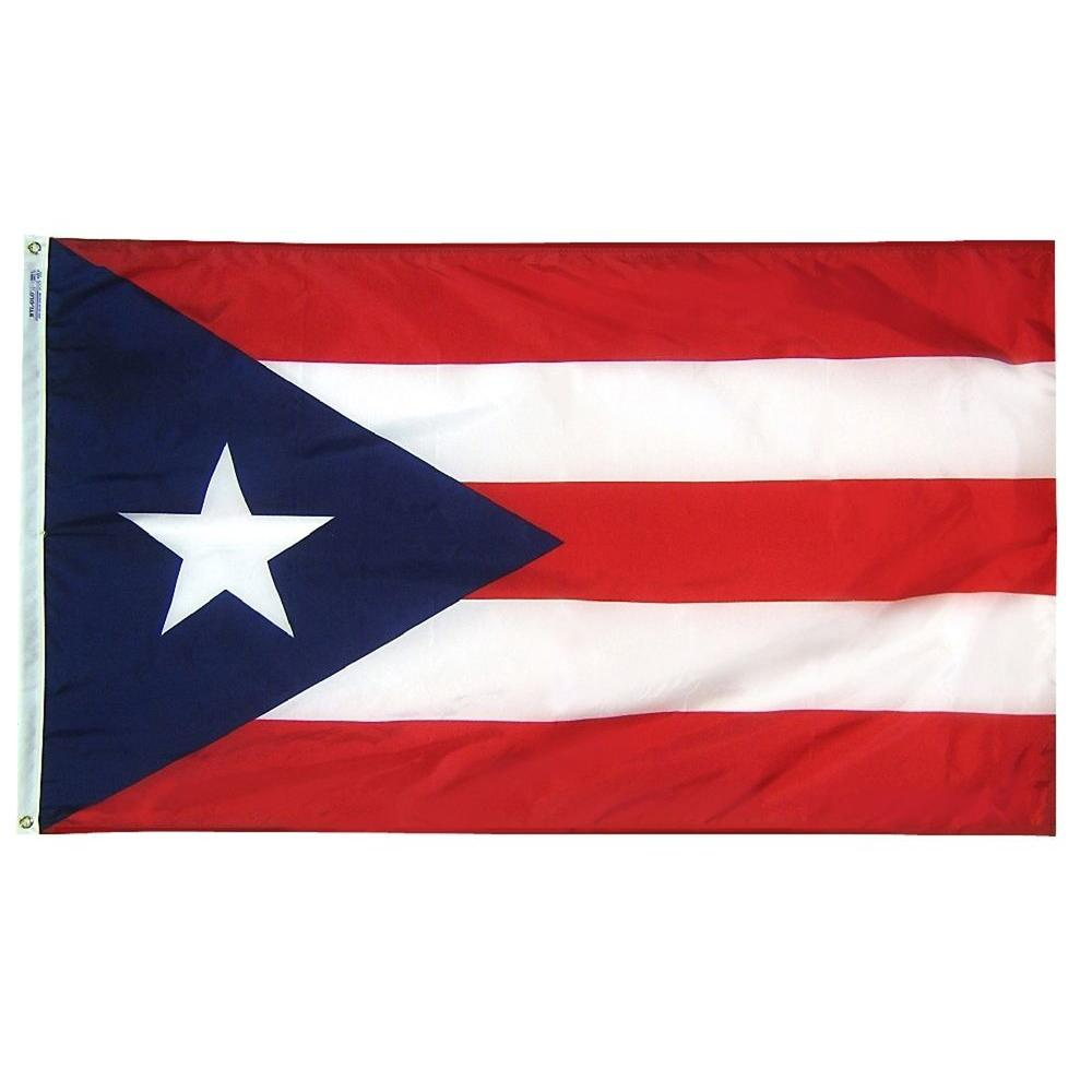 4 ft. x 6 ft. Puerto Rico Flag