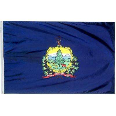 4 ft. x 6 ft. Vermont State Flag