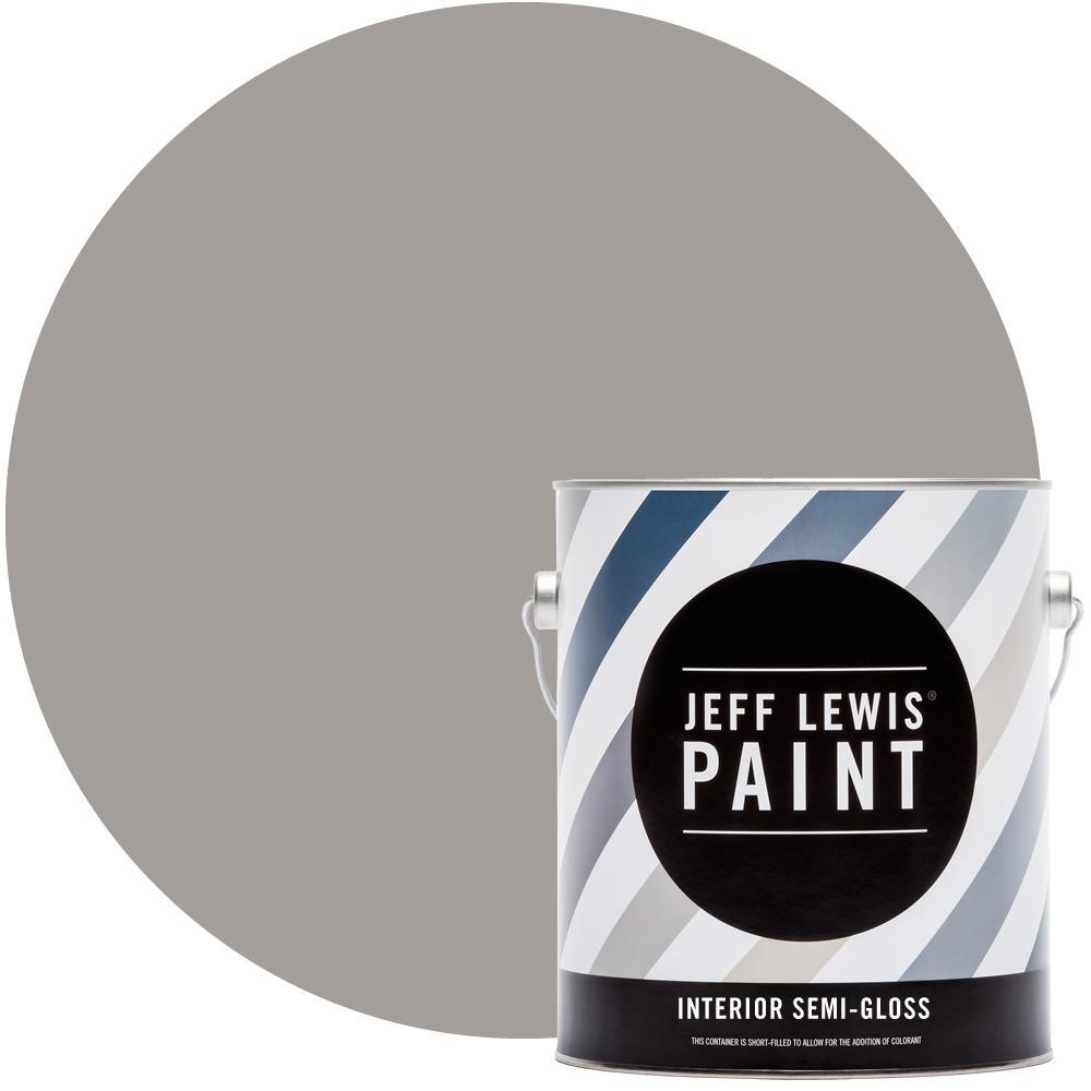 1 gal. #115 Gravy Semi-Gloss Interior Paint