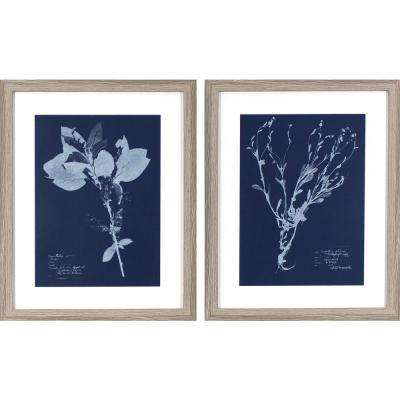 2 - Pewter - Wall Art - Wall Decor - The Home Depot