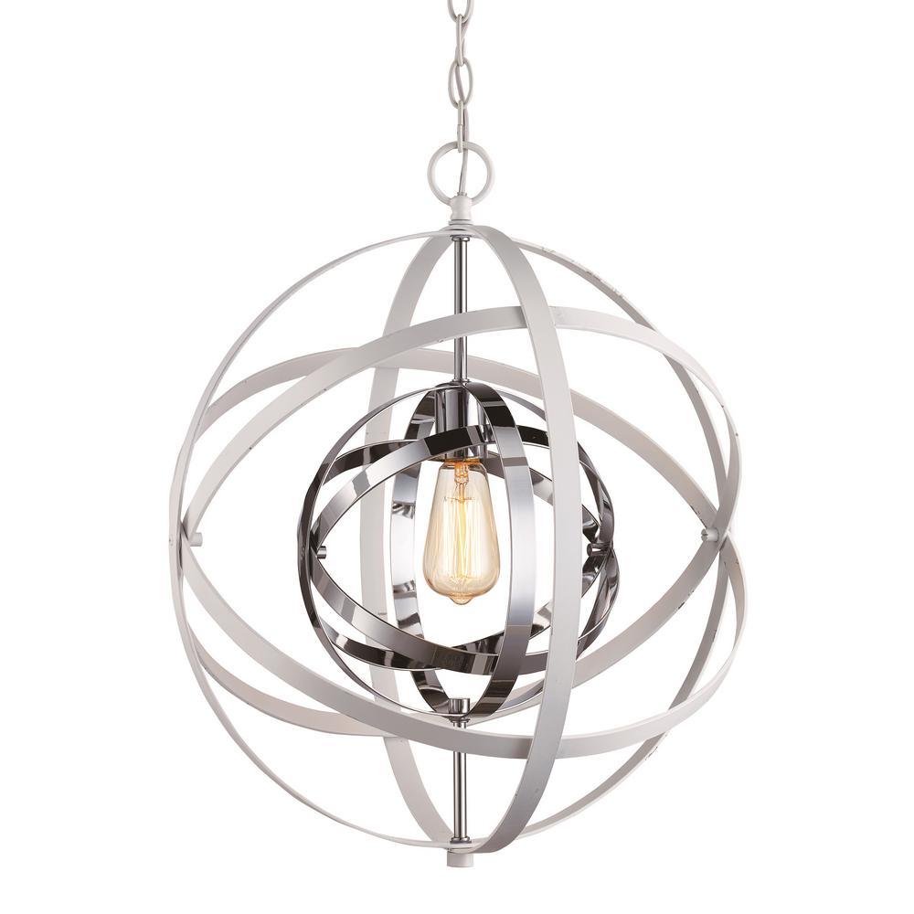 Bel Air Lighting - Cage - Pendant Lights - Lighting - The Home Depot