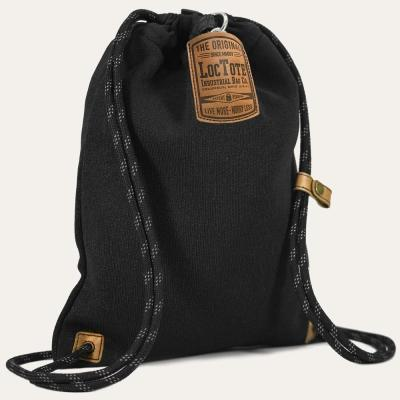 Flak Sack II 18 in. Black Backpack with Theft Proof Features