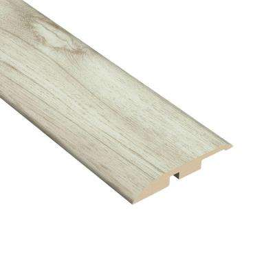 Hickory Sand 1/4 in. Thick x 1-3/4 in. Wide x 94-1/2 in. Length Vinyl Multi-Purpose Reducer Molding
