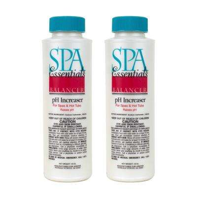 Spa and Hot Tub 18 oz. pH Increaser (2-Pack)