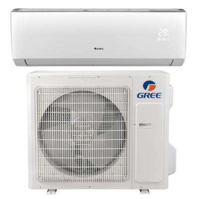 LIVO 36,000 BTU 3 Ton Ductless Mini Split Air Conditioner with Inverter, Heat, Remote 208-230V/60Hz