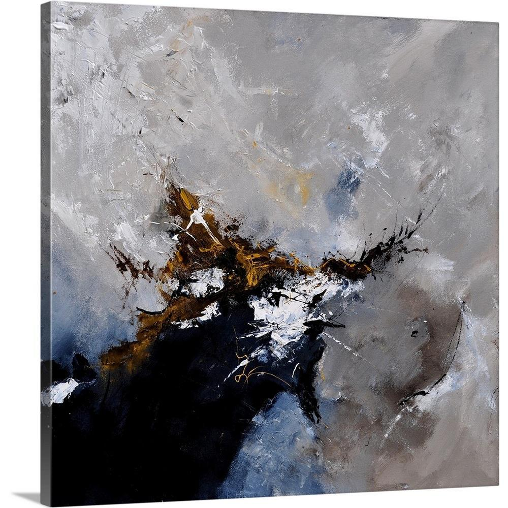 Greatbigcanvas abstract 8831802 by pol ledent canvas wall art 2544052 24 36x36 the home depot