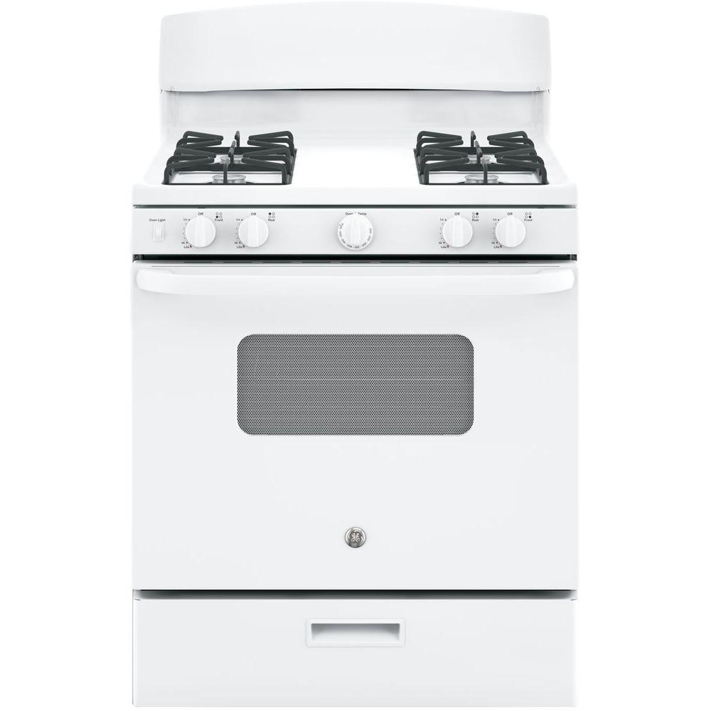 GE Gas Ranges Ranges The Home Depot