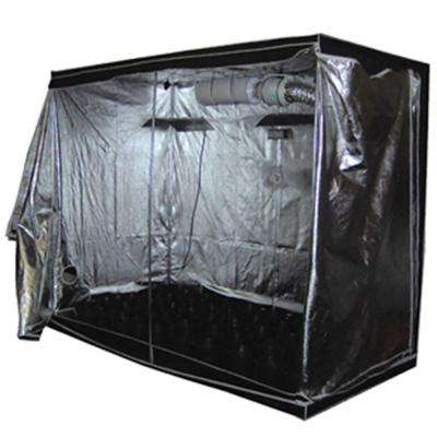 4 ft. x 8 ft. x 7 ft. Complete Organic Grow Room