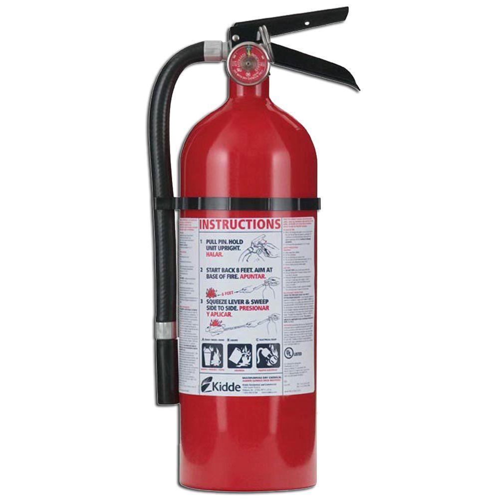 Kidde PRO 210 2A:10B:C Fire Extinguisher