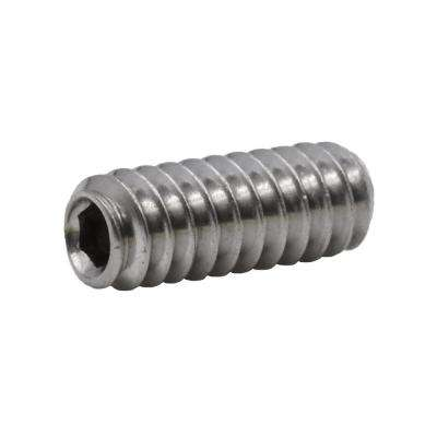 #6-32 tpi x 3/8 in. Stainless-Steel Socket Set Screw (2-Piece per Pack)