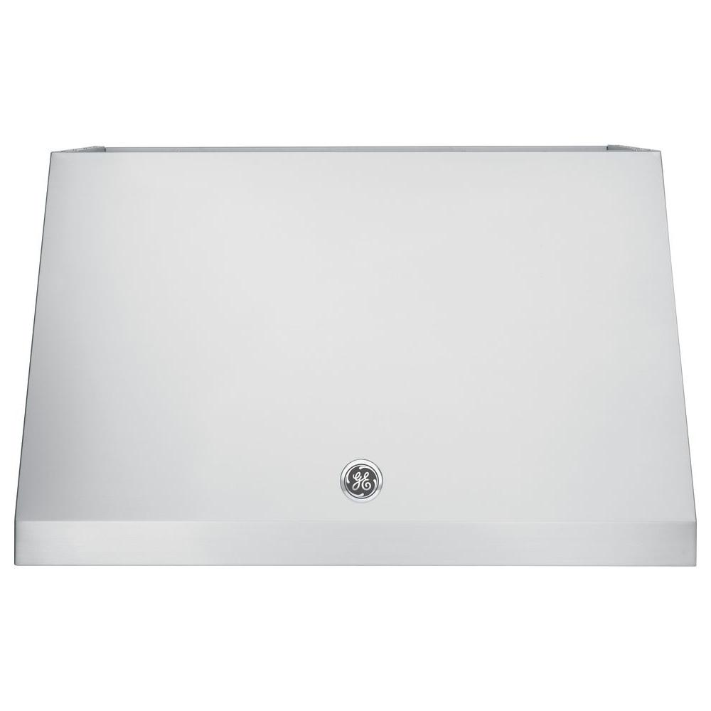 GE Cafe 30 in. Designer Range Hood In Stainless Steel