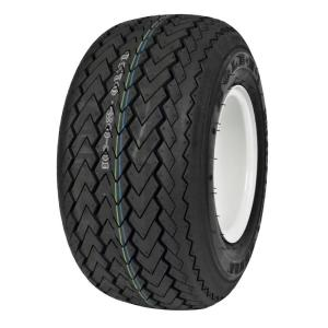 Kenda 18x850 8-Hole-N-1 Golf Cart Tire 4-Ply Sawtooth Tread by Kenda