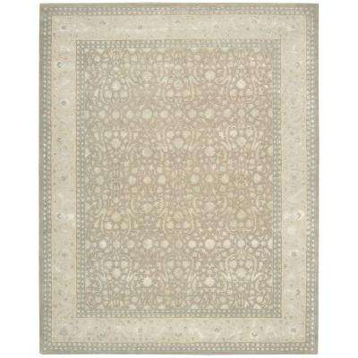 Symphony Latte 8 ft. x 10 ft. Area Rug