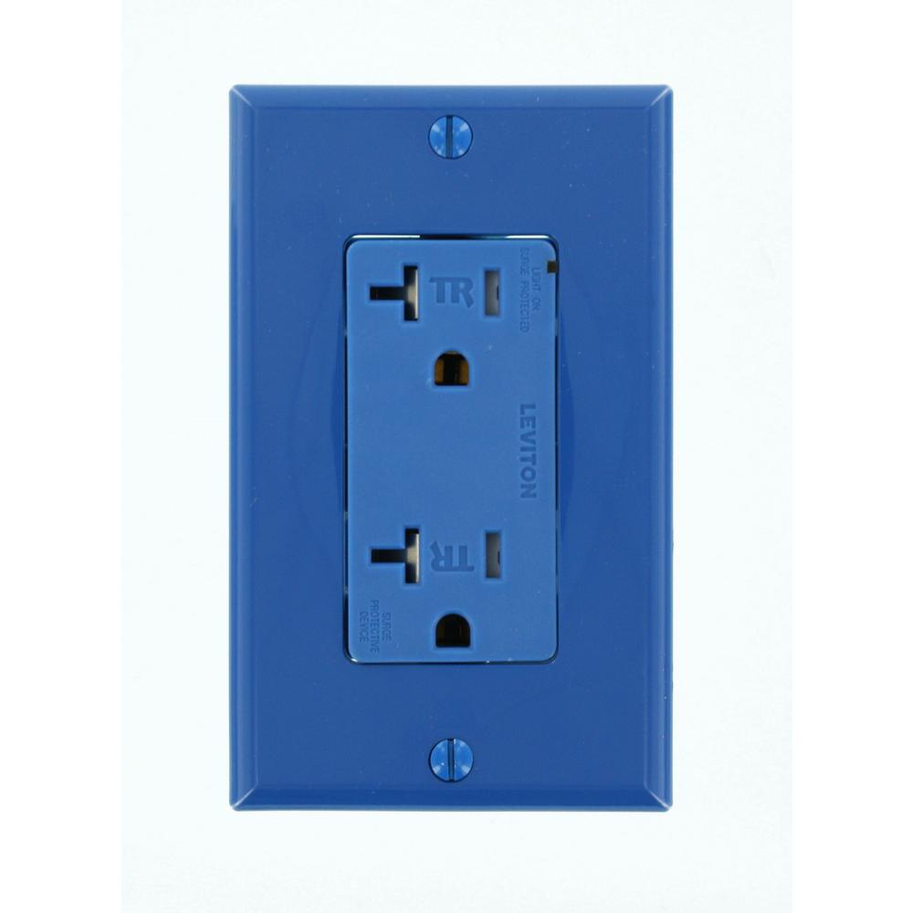 Hubbell Wiring Device Kellems Hbl420hi Receptacle 20a 125v 5 20r Leviton 2p 3w Pack