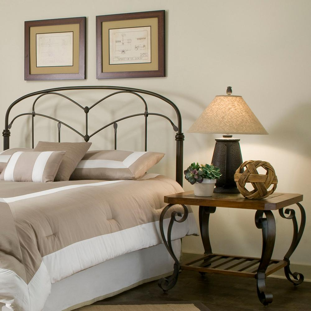 Fashion Bed Group Pomona King Size Headboard With Arched