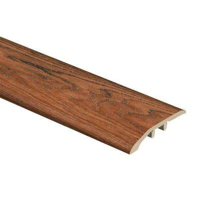 Red Hickory 5/16 in. Thick x 1-3/4 in. Wide x 72 in. Length Vinyl Multi-Purpose Reducer Molding