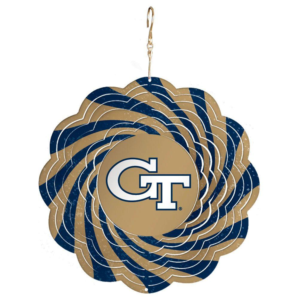 10 in. Georgia Tech Geo Spinner