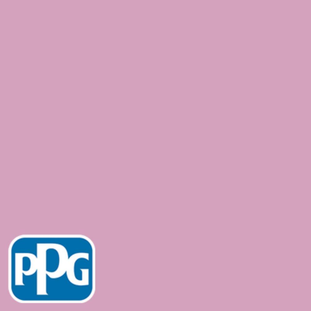 PPG TIMELESS 1 gal. #HDPPGR06U Perennial Pink Satin Exterior One-Coat Paint with Primer