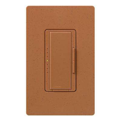 Maestro 600-Watt Multi-Location Digital Dimmer - Terracotta