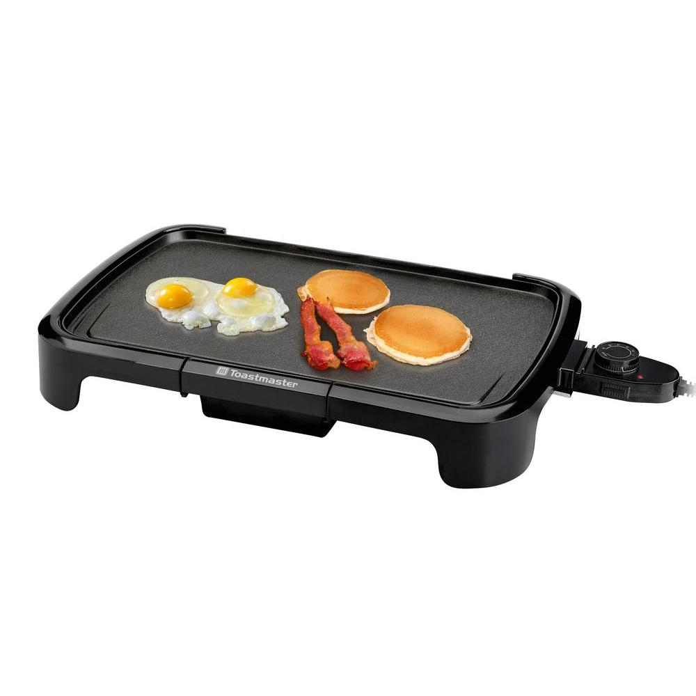 Toastmaster Non-Stick Electric Griddle-3871 - The Home Depot