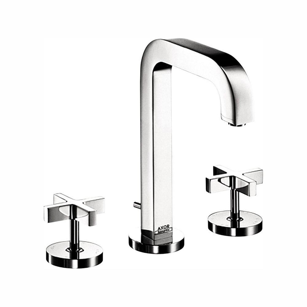 Hansgrohe Citterio 8 In Widespread 2 Handle Mid Arc