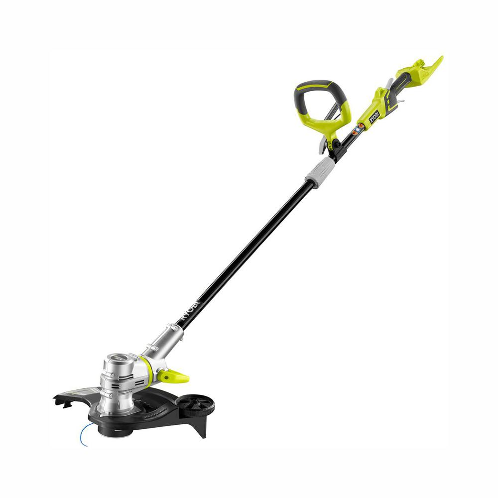 RYOBI 40-Volt Lithium-Ion Cordless String Trimmer/Edger - Battery and Charger Not Included