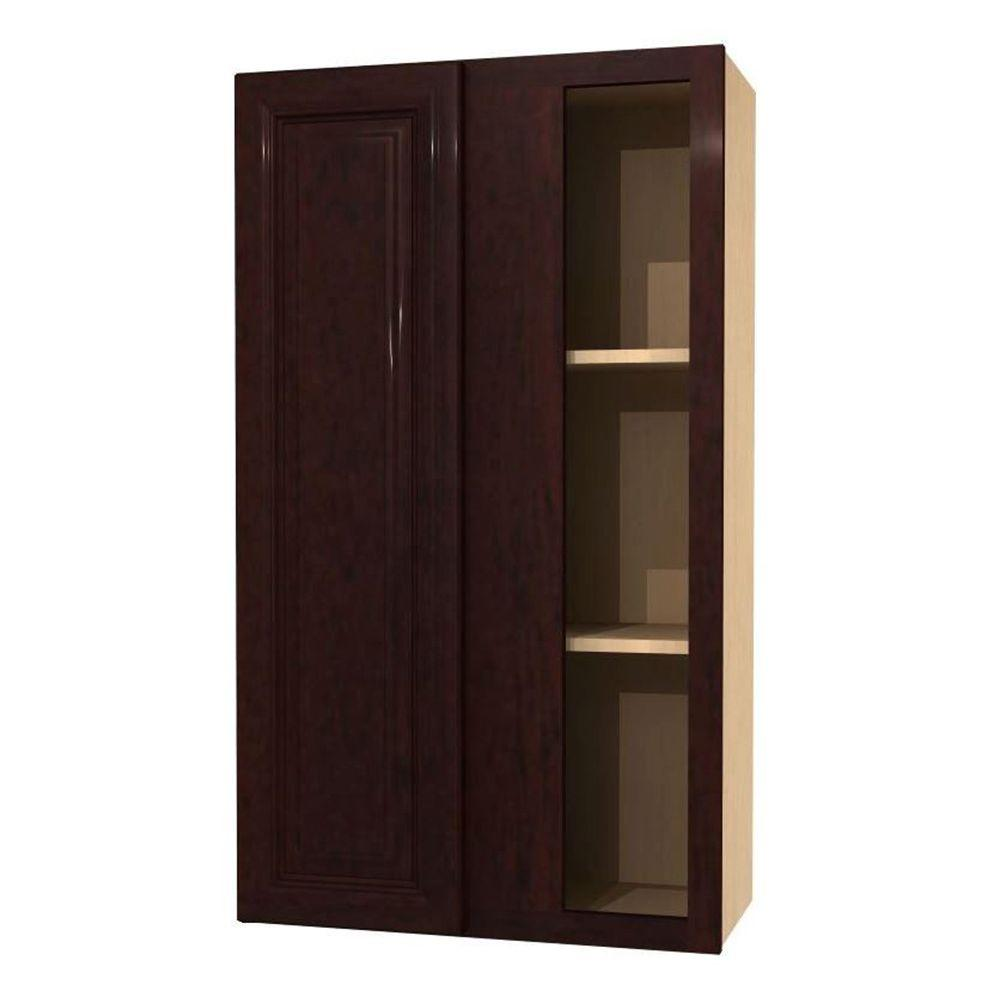 Home decorators collection dartmouth assembled 24x42x12 in for Individual kitchen cupboards