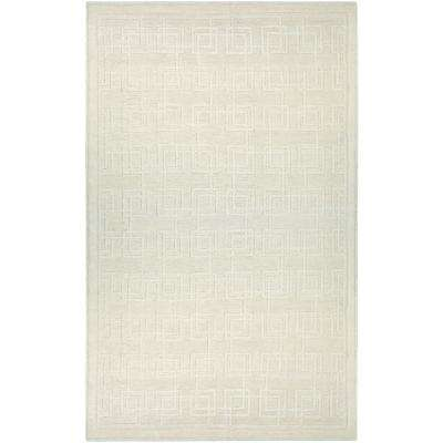 Madera Dexter Off White 10 ft. x 14 ft. Area Rug