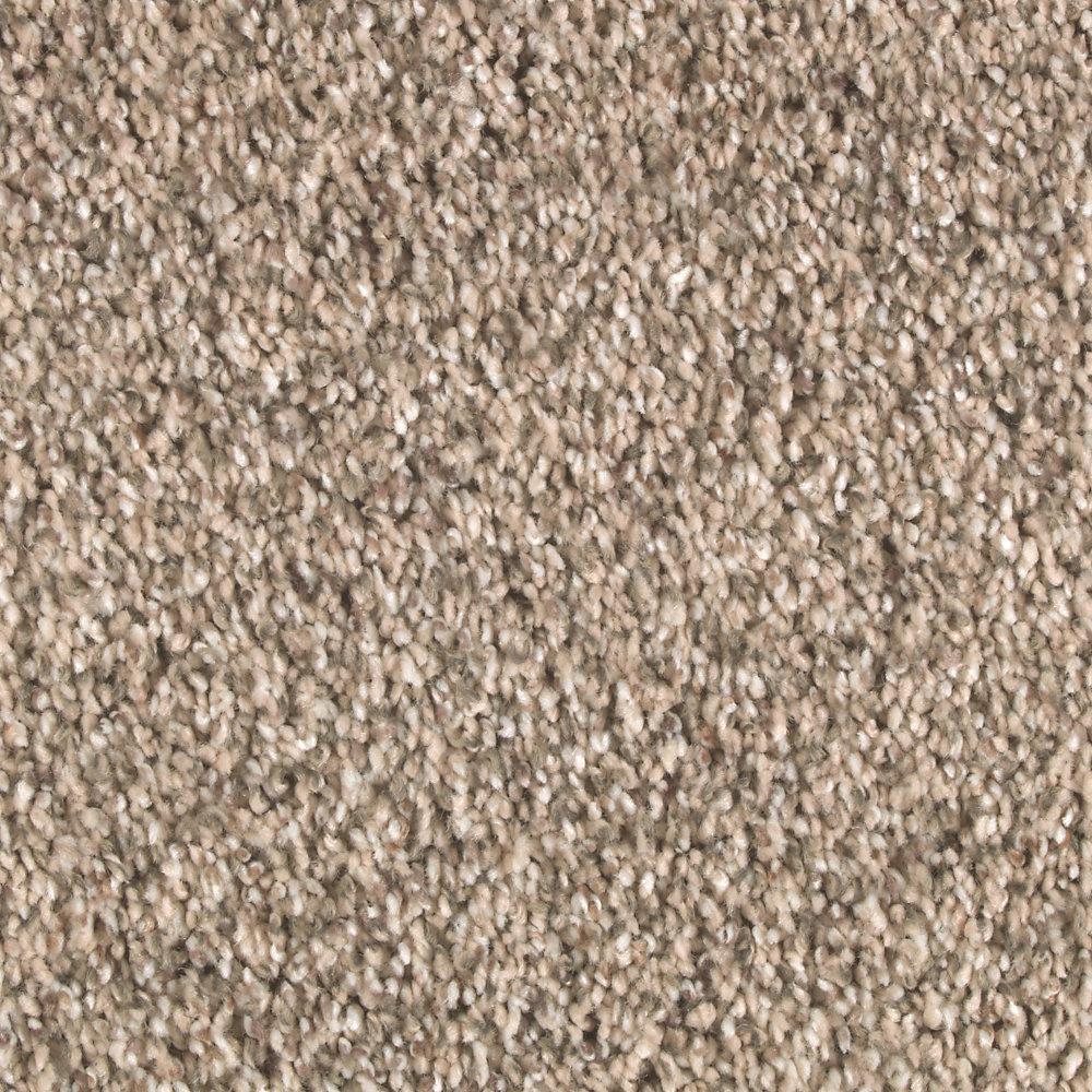 Carpet Sample - Tidal Pool - Color Ancestral Textured 8 in. x 8 in.