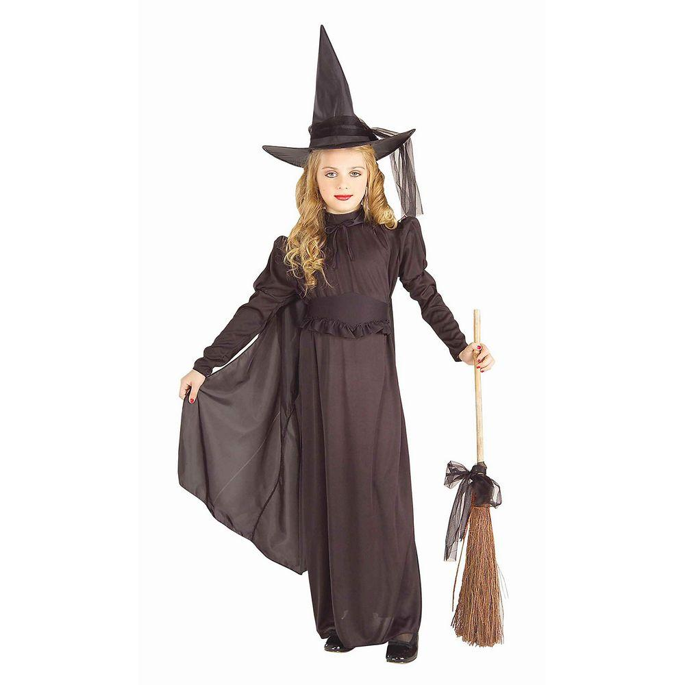 how to make a witch costume at home