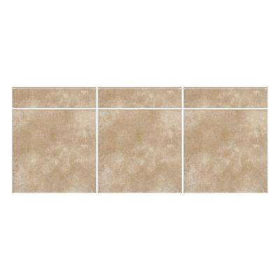 Linville Noce 12 in. x 12 in. Porcelain Floor and Wall Tile (570 sq. ft. / pallet)