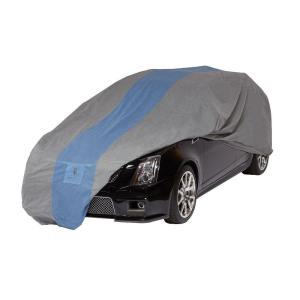 Click here to buy Duck Covers Defender Station Wagon Semi-Custom Car Cover Fits up to 15 ft. 4 in. by Duck Covers.