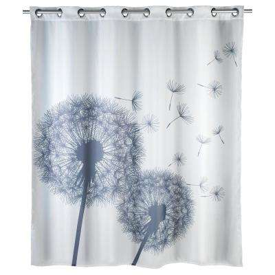 Astera Flex Anti-Mildew Shower Curtain Polyester