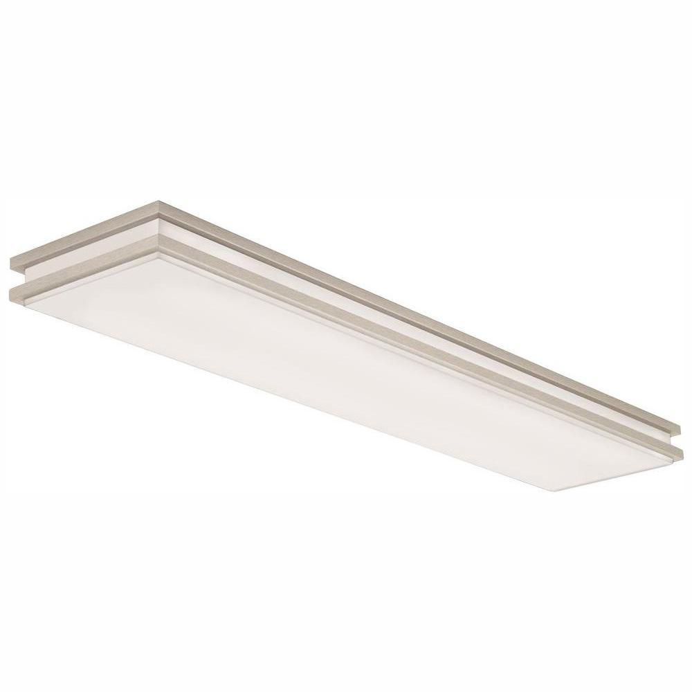 Lithonia Lighting Brushed Nickel Linear