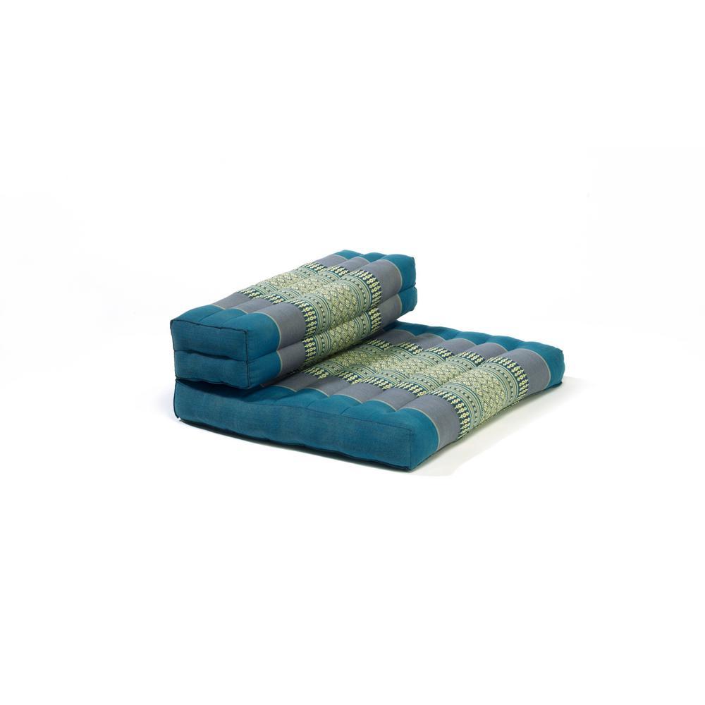 Aqua Dhyana Floor Living and Meditation Cushion