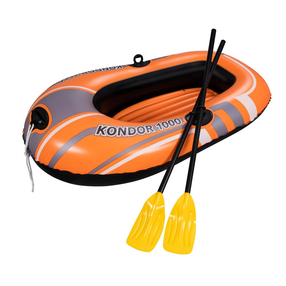 Bestway H20GO Hydro-Force 61 in. Raft Set, Multicolor