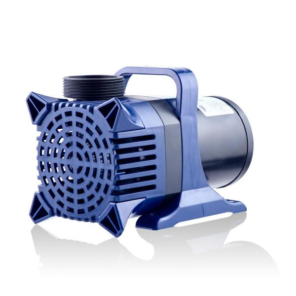 8000 GPH Cyclone Pump for Ponds, Fountains, Waterfalls, and Water Circulation