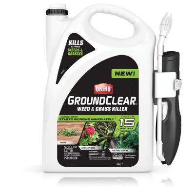1 Gal. Ready-to-Use Groundclear Weed and Grass Killer
